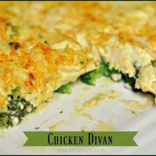 Chicken Divan.
