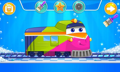 Train Wash  screenshots 2