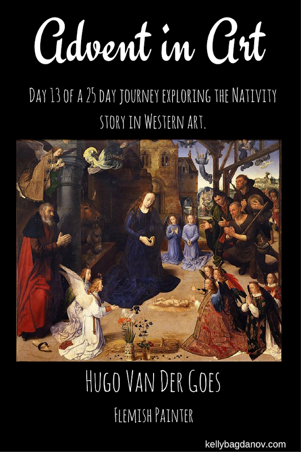 Analysis of the Portinari Altarpiece by Hugo Van Der Goes