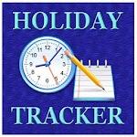Holiday Tracker Icon