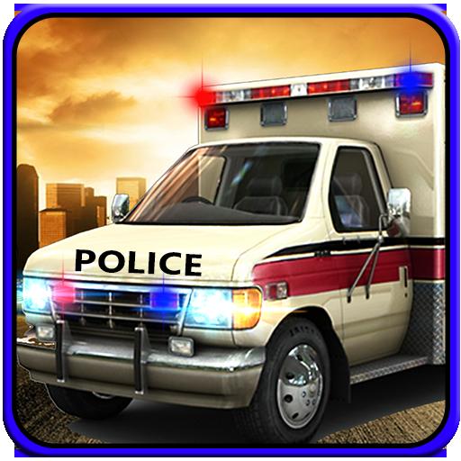 3D Streets of Crime: Car Thief 賽車遊戲 App LOGO-硬是要APP