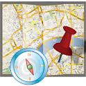 Recorridos GPS icon