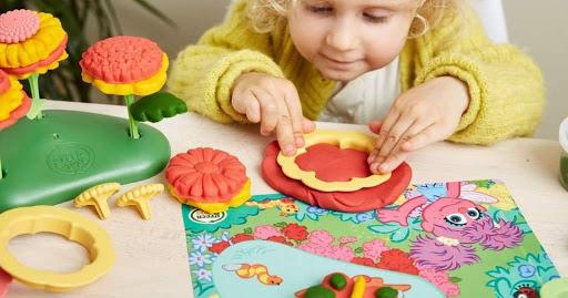 Green Toys Sesame Street Dough Activity 27-Piece Set Only $10 on Amazon (Regularly $30)