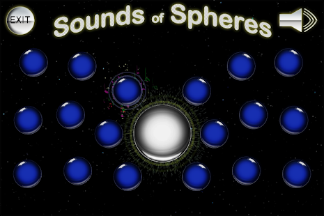 Sounds of Spheres- screenshot thumbnail