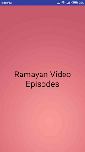 Ramayan Video Episodes - náhled