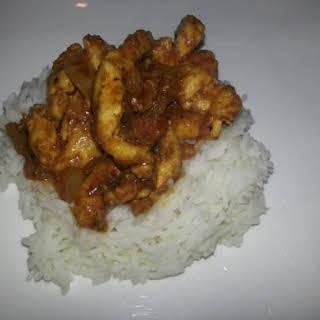 Madras Curry Powder Chicken Recipes.
