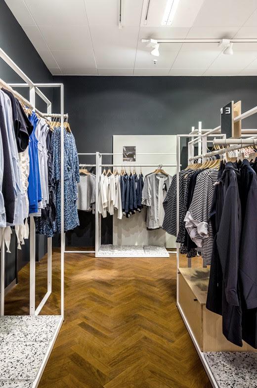 Thiết kế shop thời trang - thiết kế cửa hàng quần áo giá rẻ