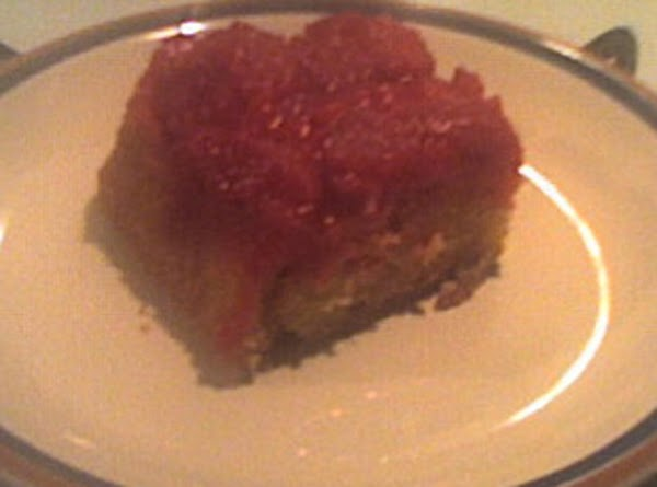 Camano Island Dessert Recipe