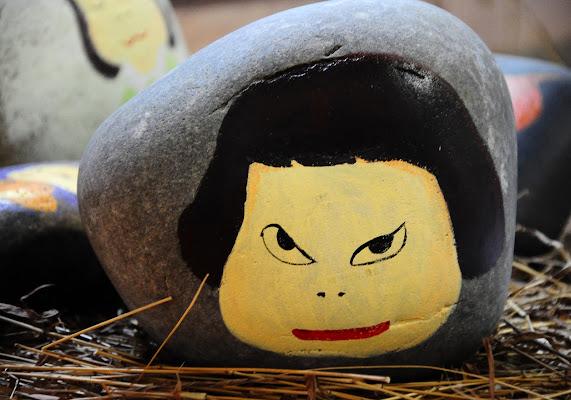 Una pietra che ti guarda male di mcris