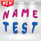 Personal Name Test
