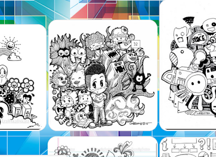 doodle art apps on google play
