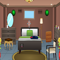 Glass Door House Escape icon
