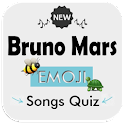 Bruno Mars Emoji Songs Quiz icon