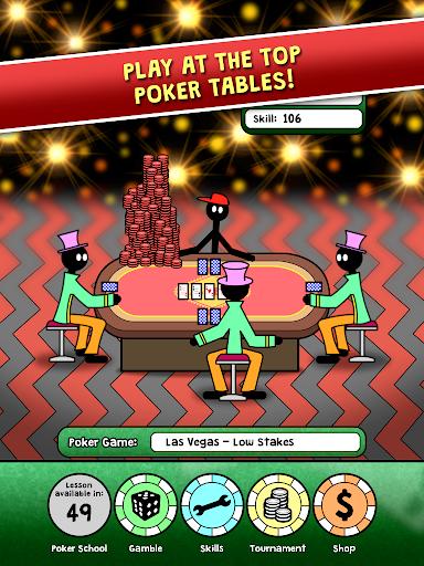 Stickman Poker Tycoon 1.3 screenshots 2