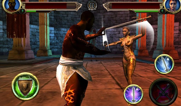 Fight of the Legends screenshot