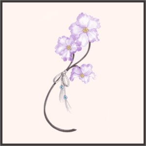 悠久の花盛り