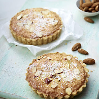 Almond and Coconut Tarts.