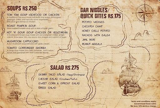 The ARK menu 4
