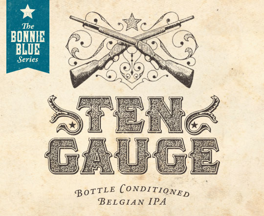 Logo of Grapevine Ten Gauge