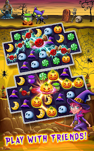 Halloween Witch Connect – Halloween games 4