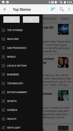 News Reader  screenshots 6