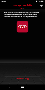 Audi MMI connect Screenshot
