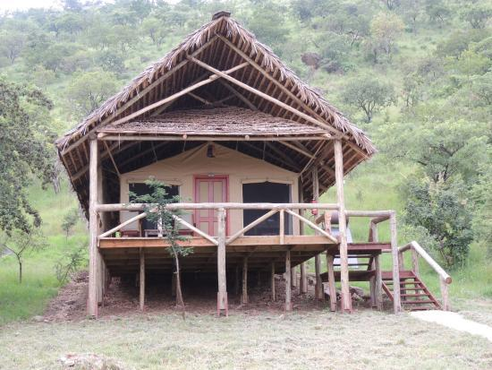 Image result for Sangaiwe tented lodge