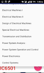 Electrical Engineering study Notes App Download For Android 2