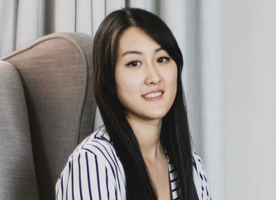 Kelly Lu, a specialist in advanced analytics and artificial intelligence, SAS