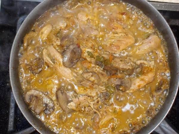 Chicken Cacciatore Low Cal Recipe