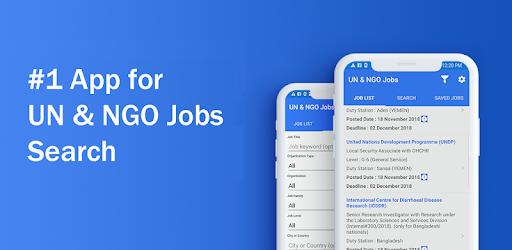 UN & NGO Jobs - Apps on Google Play
