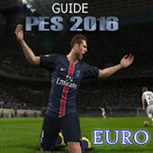 Guide PES 2016 EURO