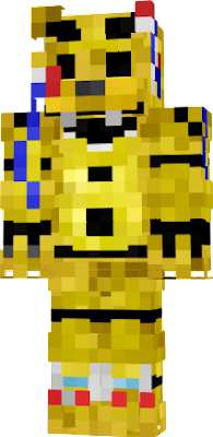 withered golden | Nova Skin