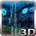 3D Waterfall: Night Edition icon