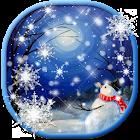 Snow Show Live Wallpaper icon