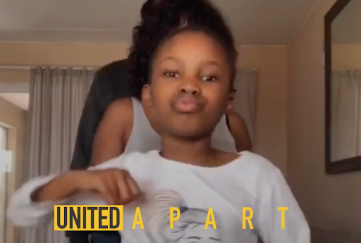 UNITED APART | Dancing, kids & more in our Apr 4 lockdown highlights video