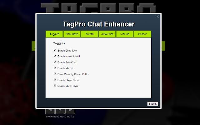 TagPro Chat Enhancer