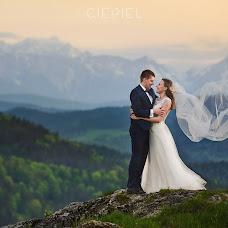 Wedding photographer Grzegorz Ciepiel (ciepiel). Photo of 31.05.2017