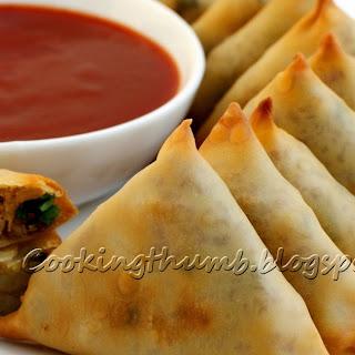 Wonton Wrappers Samosa Recipes