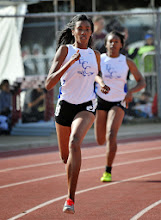 Photo: Jaylynn Branch - 1st 400m today 59.88