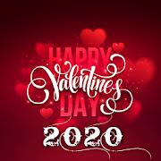 سعيد عيد الحب تحية 2020