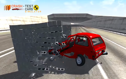 Car Crash Test NIVA  captures d'u00e9cran 10