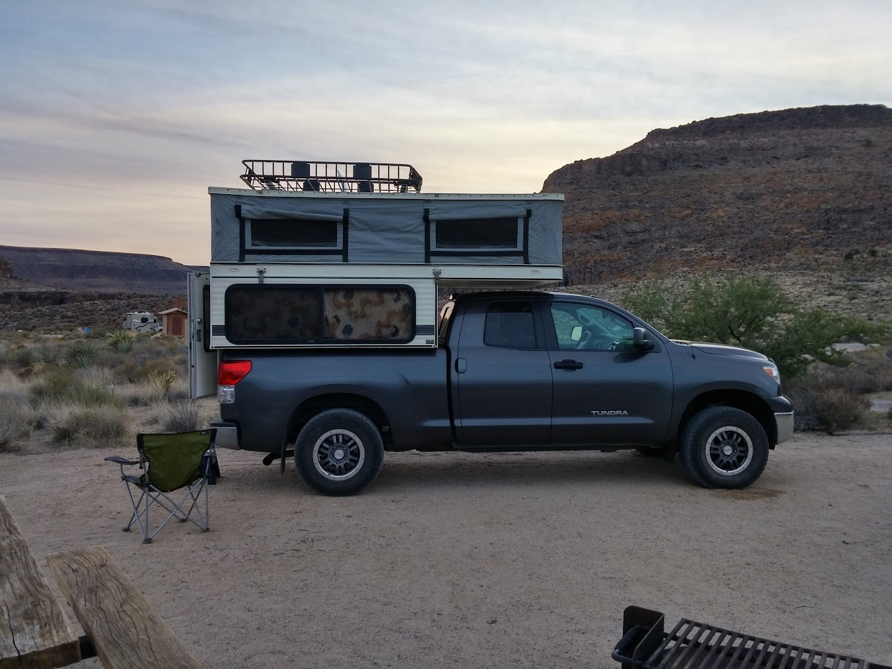 Who has a Slide-in Camper (Pop Up) - TundraTalk.net - Toyota ... Jayco Baja Y Wiring Diagram on