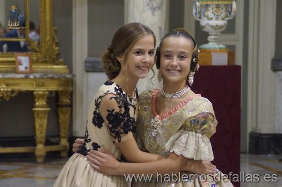 Proclamación de Rocío Gil Uncio y Daniela Gómez de los Ángeles. #Proclamació18