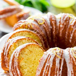 Limoncello Lemon Cake.