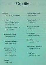 """Photo: Mis créditos como """"Reviewers"""" (revisor técnico) del Libro """"Plone 3 Intranets"""""""