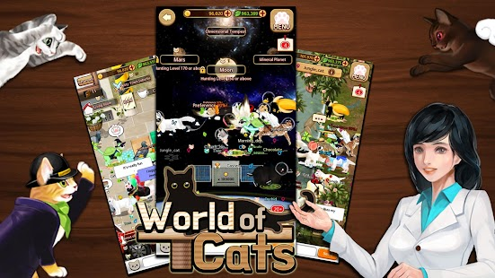 World of Cats- screenshot thumbnail