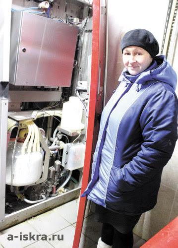 Наталья Куликова: «Робот проводит полную диагностику молока»