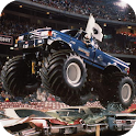 Kids Monster Truck Game icon