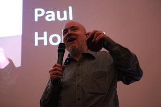 "Photo: Paul Holmes - winner of C4F award ""Titan Web 2.0 of the Future"""